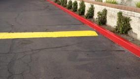 Striping & Curb Painting Phoenix AZ